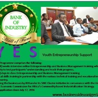 Youth Entrepreneurship Support (YES) Programme