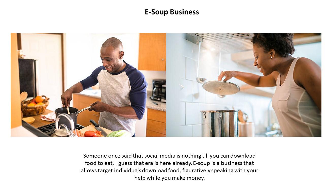 E-Soup Business