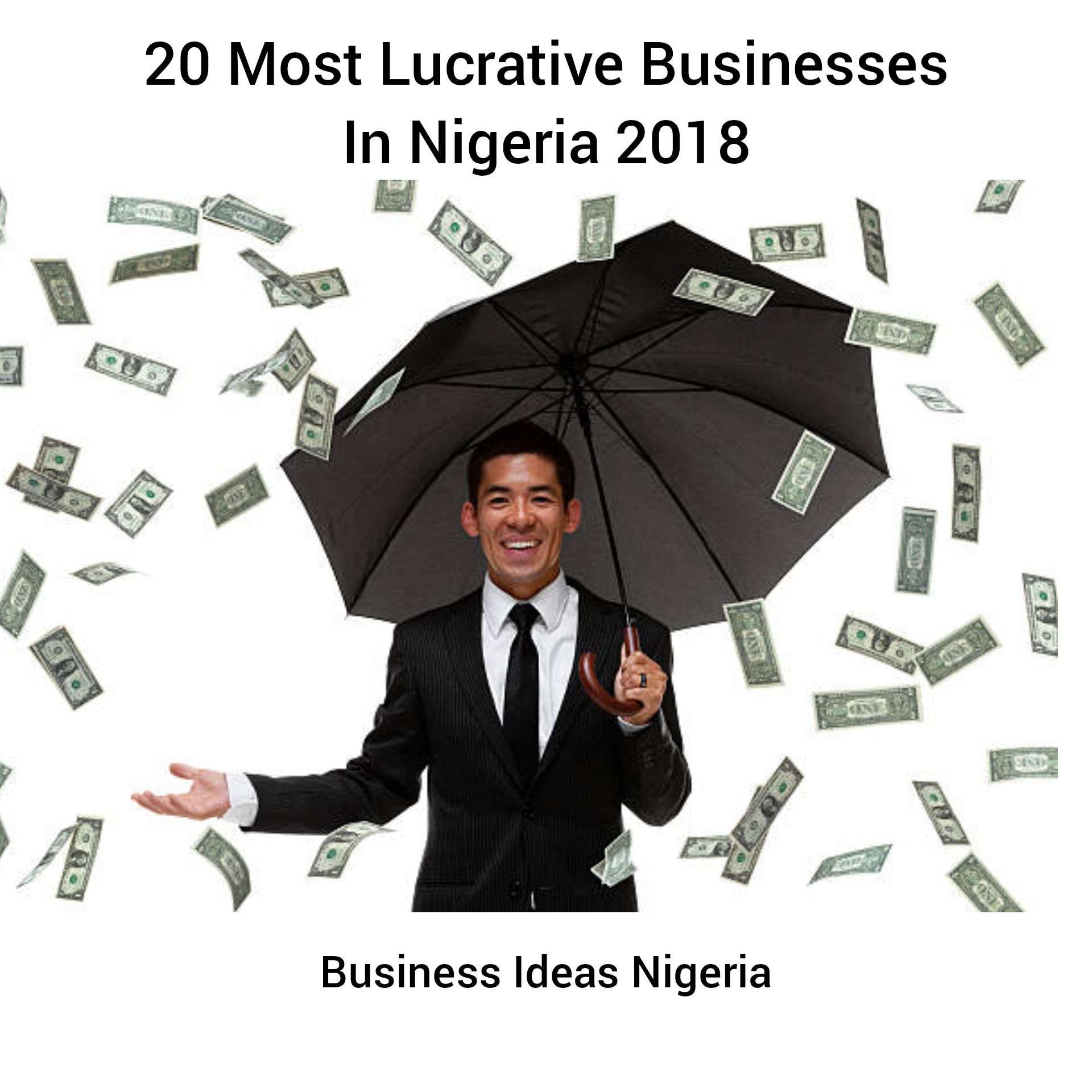 Top 20 Most Lucrative Businesses In Nigeria