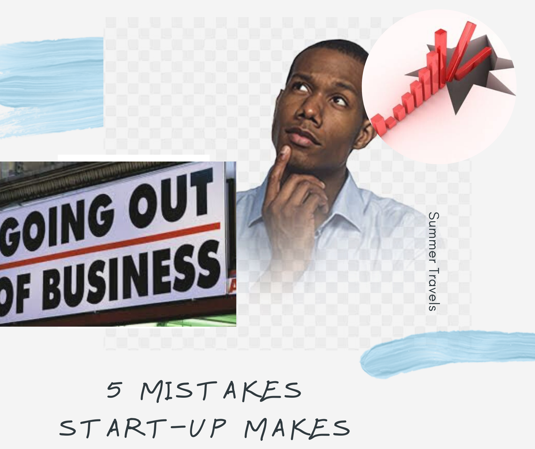 5 mistakes start-up Businesses Make